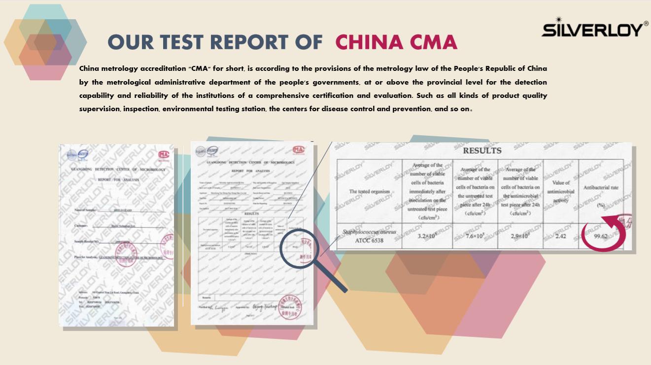 China CMA Report