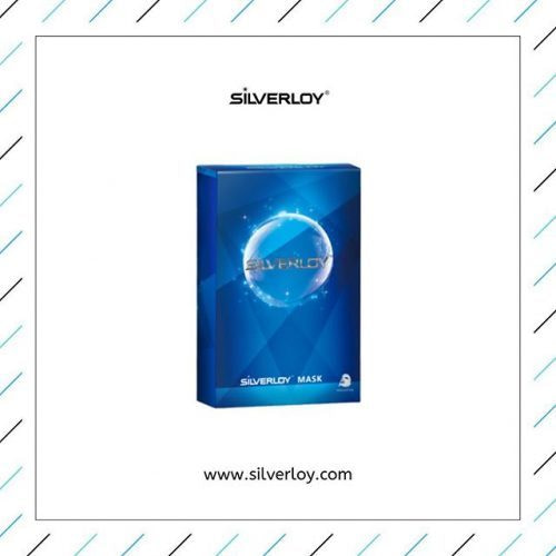 Silverloy anti-bacterial mask